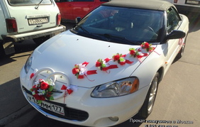 Прокат лимузина - Кабриолет Chrysler Sebring