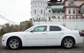 Прокат лимузина - Chrysler 300с