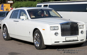 Прокат лимузина - Rolls-Royce Phantom