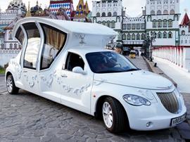Аренда классических лимузинов