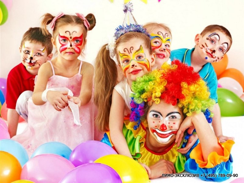 Услуги аниматоры детских праздников