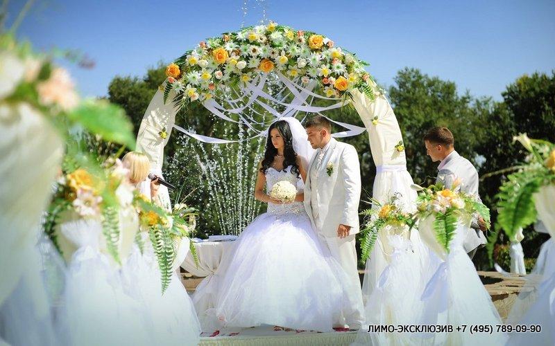 Организаторы свадеб москва