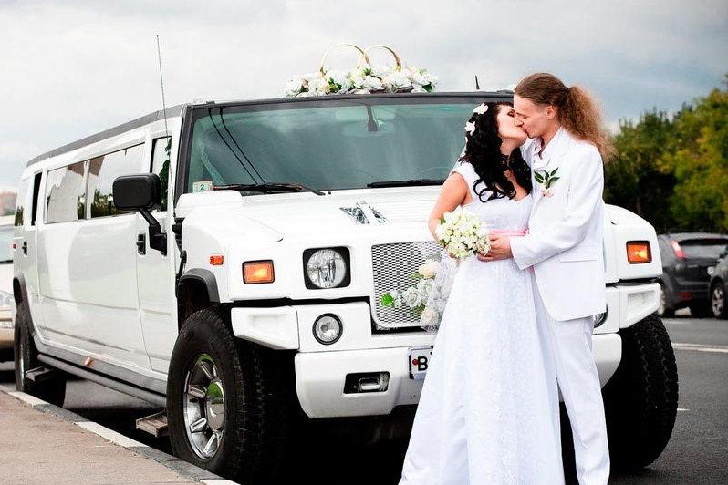 Прокат лимузинов в москве на свадьбу